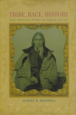 Image for Tribe, Race, History - Native Americans in Southern New England, 1780-1880
