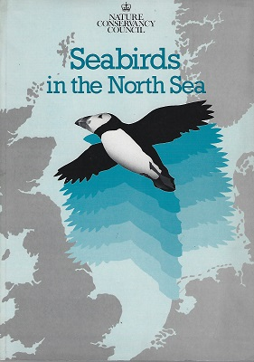 Image for Seabirds in the North Sea    [Richard Fitter's copy]