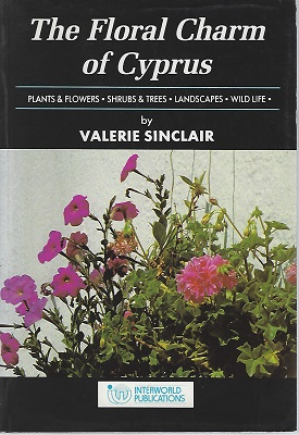 Image for The Floral Charm of Cyprus, including shrubs, trees and wild life