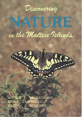 Image for Discovering Nature in the Maltese Islands