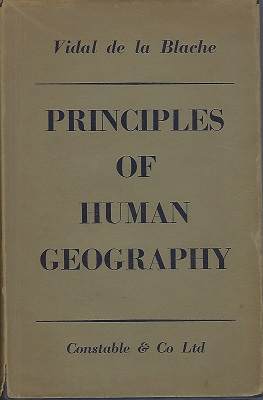 Image for Principles of Human Geography