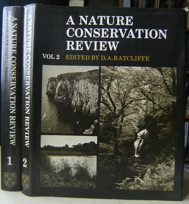 Image for A Nature Conservation Review - the selection of biological sites of national importance to nature conservation in Britain(Two volumes)