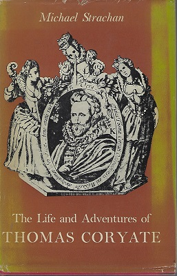 Image for The Life and Adventures of Thomas Coryate