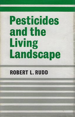 Image for Pesticides and the Living Landscape    [Richard Fitter's copy]