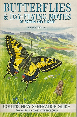 Image for Butterflies and Day-Flying Moths of Britain and Europe  (New Generation Guide)
