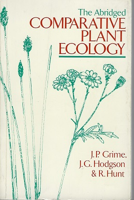 Image for The Abridged Comparative Plant Ecology