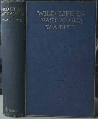Image for Wild Life in East Anglia    [Richard Fitter's copy]