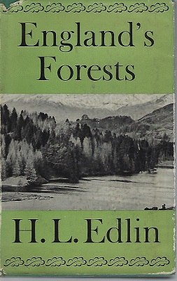 Image for England's Forests - a survey of the woodlands, old and new, in the English and Welsh counties
