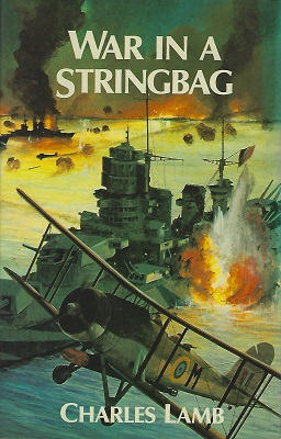 Image for War in a Stringbag