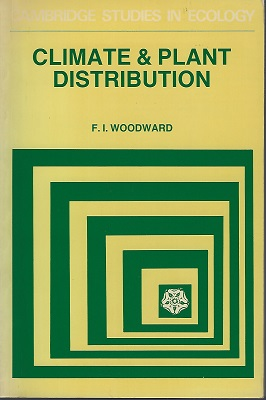 Image for Climate and Plant Distribution [Anthony Huxley's copy]