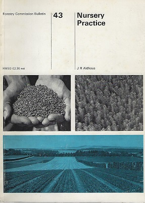 Image for Nursery Practice : Forestry Commission Bulletin No 43