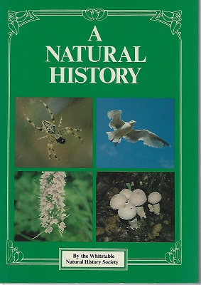 Image for A Natural History - dedicated to the first ten years of the Society