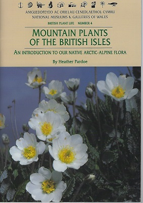 Image for Mountain Plants of the British Isles - an introduction to our native arctic-alpine flora