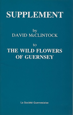 Image for Supplement to The Wild Flowers of Guernsey