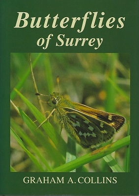 Image for Butterflies of Surrey