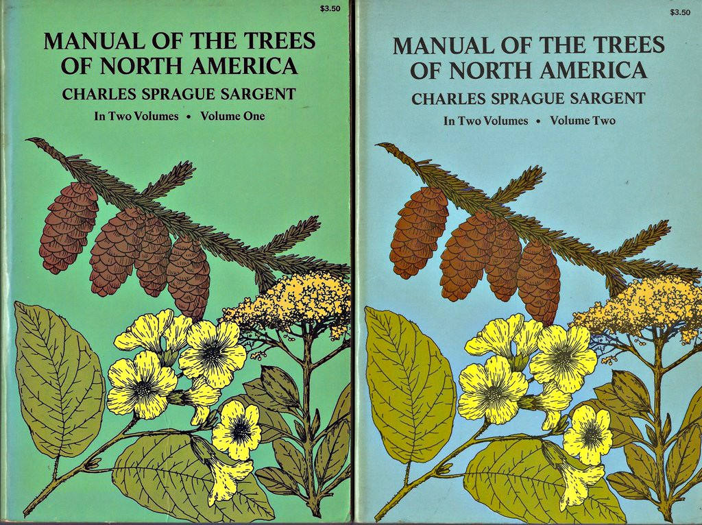 Image for Manual of theTrees of North America {exclusive of Mexico} (two volumes)