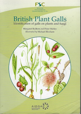 Image for British Plant Galls - identification of galls on plants and fungi