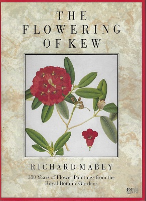Image for The Flowering of Kew - 350 years of flower painting from the Royal Botanic Gardens