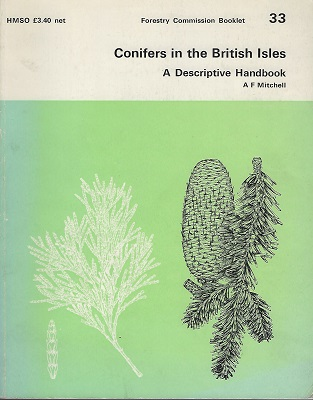 Image for Conifers in the British isles - a descriptive handbook