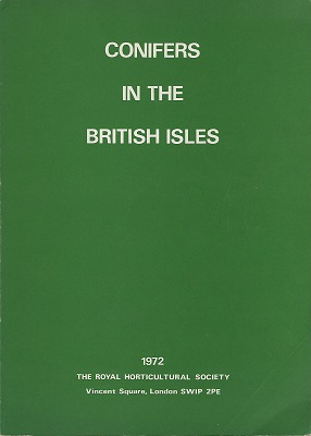 Image for Conifers in the British Isles - Proceedings of the Third Conifer Conference, 1970
