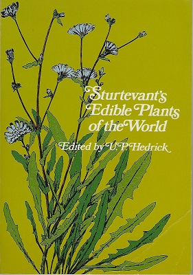 Image for Sturtevant's Edible Plants of the World