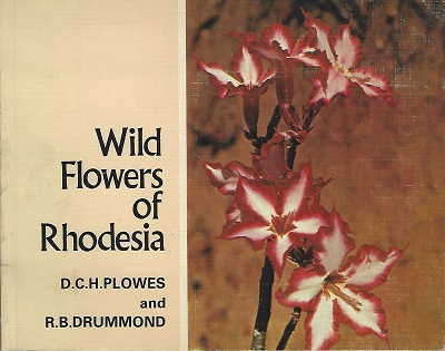 Image for Wild Flowers of Rhodesia - a guide to some of the  common wild flowers