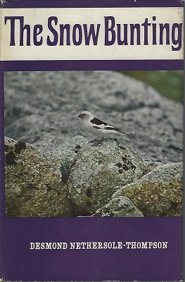 Image for The Snow Bunting