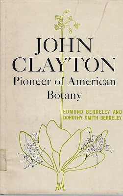 Image for John Clayton - Pioneer of American Botany