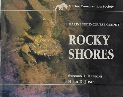 Image for Rocky Shores (Marine Field Course Guide 1)