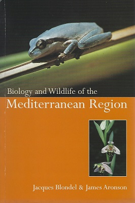 Image for Biology and Wildlife of the Mediterranean Region