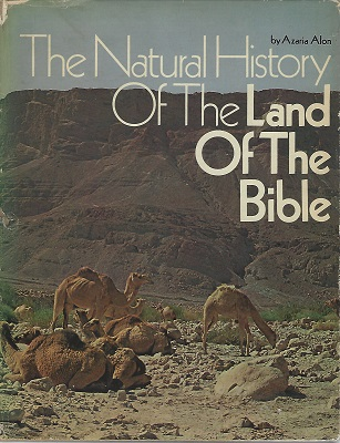 Image for The Natural History of the Land of the Bible  (Anthony Huxley's copy)
