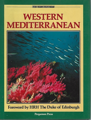 Image for Western Mediterranean (Key Environment series)