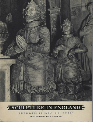 Image for Sculpture in England - Renaissance to Early XIX Century