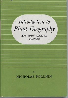 Image for Introduction to Plant Geography and some related sciences