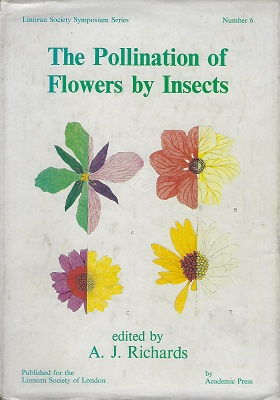 Image for The Pollination of Flowers by Insects (Linnean Society Symposium number 6)