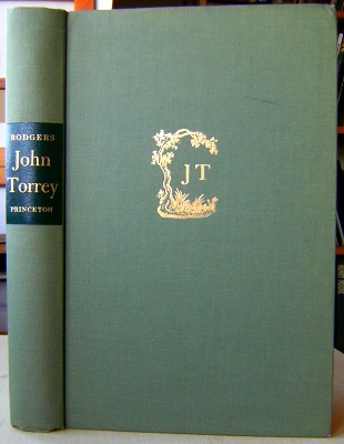 Image for John Torrey - a story of North American botany