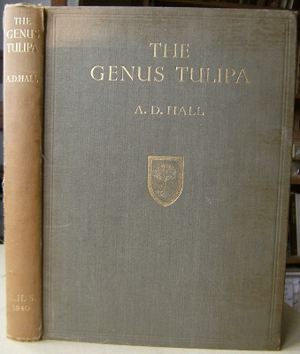 Image for The Genus Tulipa
