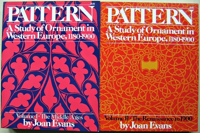 Image for Pattern - A Study of Ornament in Western Europe, 1180-1900  (Two volumes)