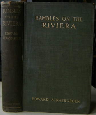 Image for Rambles on the Riviera