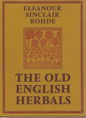 Image for The Old English Herbals
