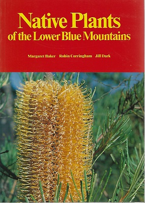 Image for Native Plants of the Lower Blue Mountains