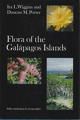 Image for Flora of the Galapagos Islands