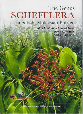 Image for The Genus Schefflera in Sabah, Malaysian Borneo