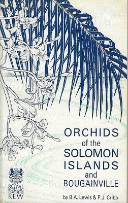 Image for Orchids of the Solomon Islands and Bougainville