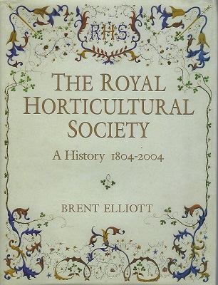 Image for The Royal Horticultural Society - A History 1804-2004 (Ruth Stearn's copy)