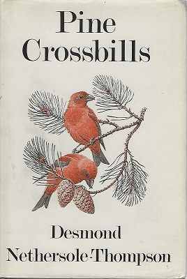 Image for Pine Crossbills - a Scottish contribution