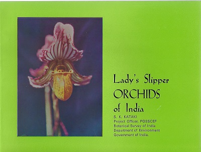 Image for Lady's Slipper Orchids of India