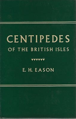 Image for Centipedes of the British Isles