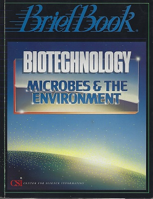 Image for BriefBook : Biotechnology, Microbes and the Environment (Jack Hawkes' copy]