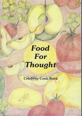 Image for Food for Thought - Celebrity Cook Book  [Alan Davidson's copy]
